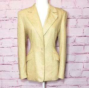 Escada Cashmere and Silk Blazer